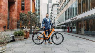 Elektrische fiets met een hoge actieradius 1