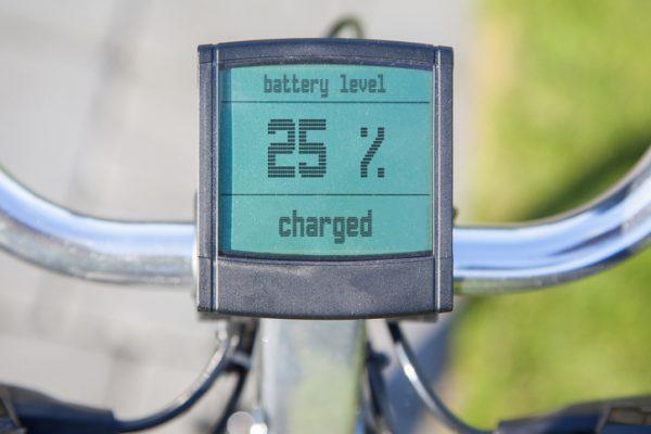 Elektrische fietsen op letten
