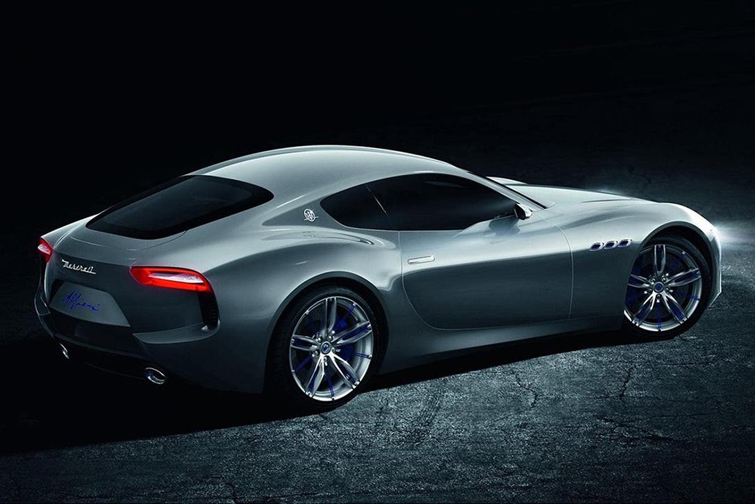 Maserati Alfieri De Meest Stijlvolle Elektrische Auto Tot Nu Toe