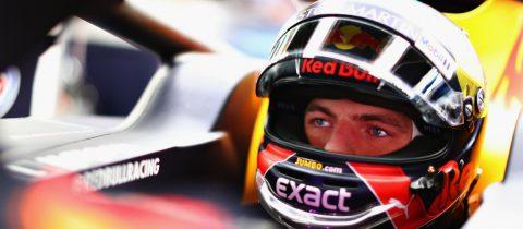 Max Verstappen Renault nieuwe motor