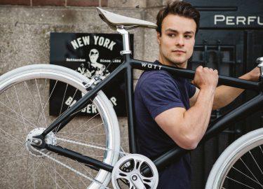 Lichte Elektrische Fiets : Betaalbare elektrische fiets van hollandse bodem de watt e bike