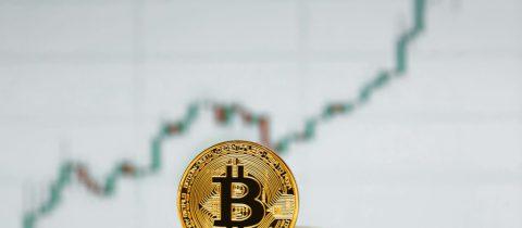 Bitcoin stijgt met 10 procent en ook andere altcoins profiteren