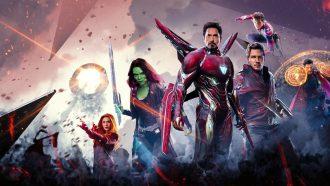 Avengers: Infinity War marvel Avengers 4 titel