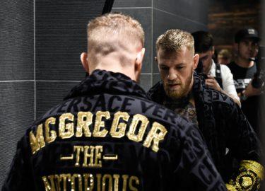 Conor McGregor beeld