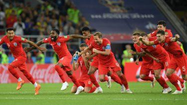 Engeland WK memes