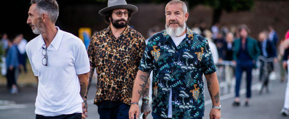 Zo draag je een hawaii shirt