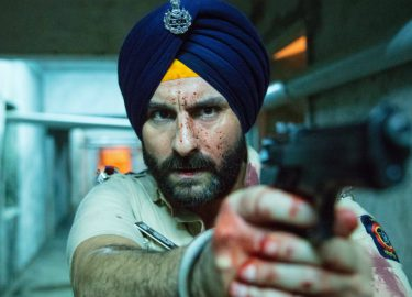 Sacred Games Netflix Original serie thriller India