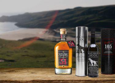 Single Malt Cask strength whisky
