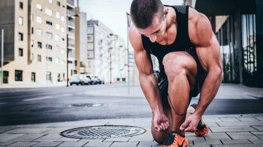 Manners man trainen en sporten