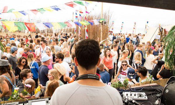 VillaVibes festival voor singles