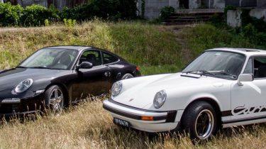 Oldtimer Porsche 911