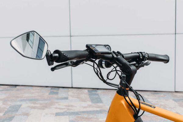 Qwick elektrische fiets gaat tot 45 km/u