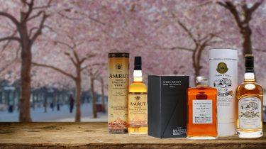 Whisky uit Azië Aziatische whisky's