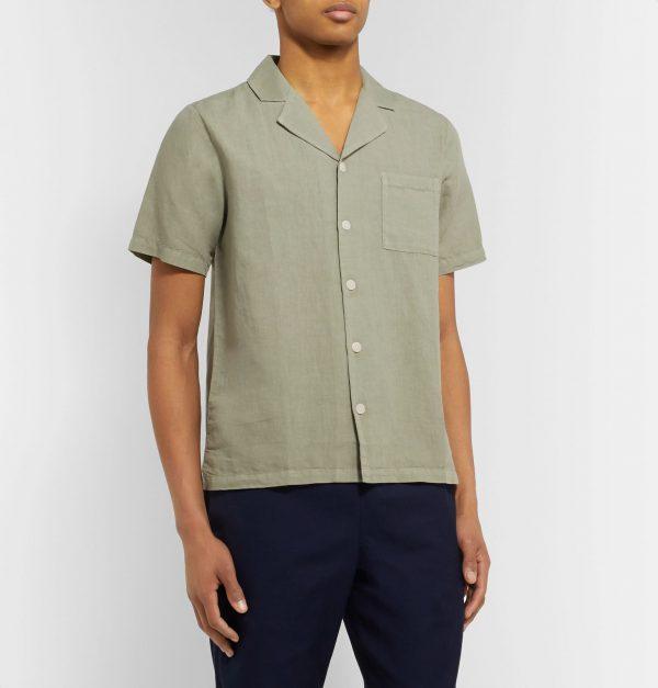 overhemden short sleeve