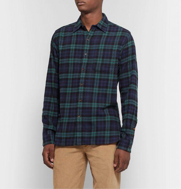 overhemden flannel