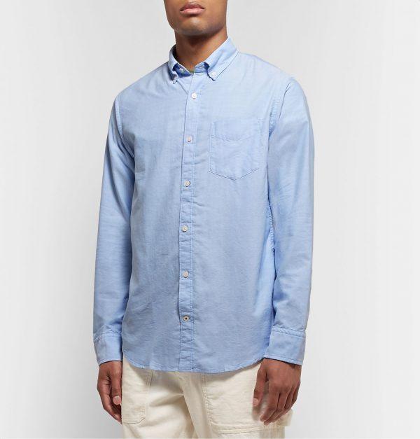 overhemd - Oxford Button-Down Shirt