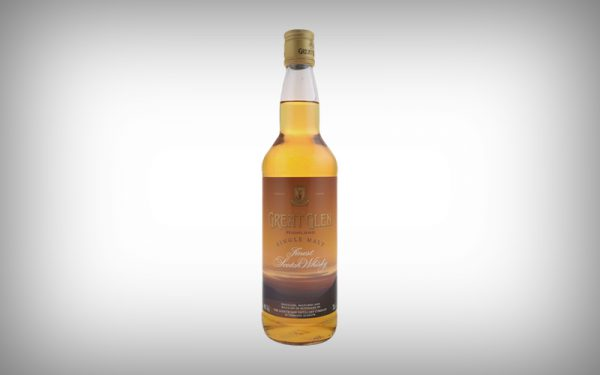 Great Glen Single Malt Speyside Whisky