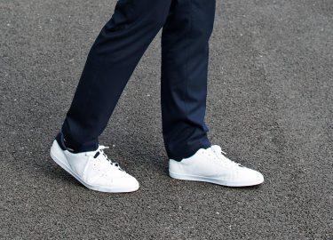 Zakelijke sneakers voor mannen