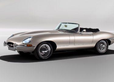 Jaguar Doet Het Gewoon Een Elektrische Aandrijving In Een Klassiek