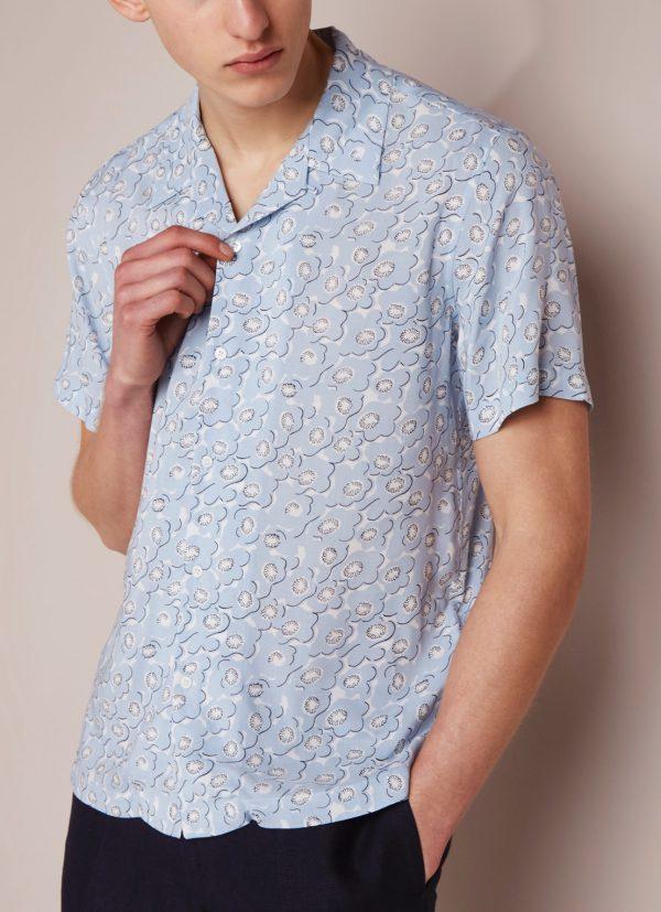 Sandro overhemd