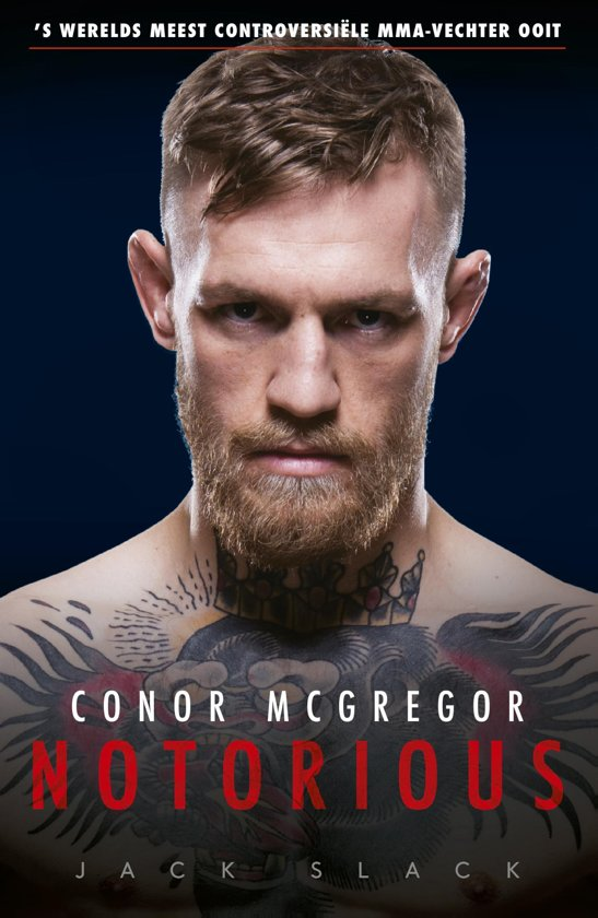 Conor McGregor boek