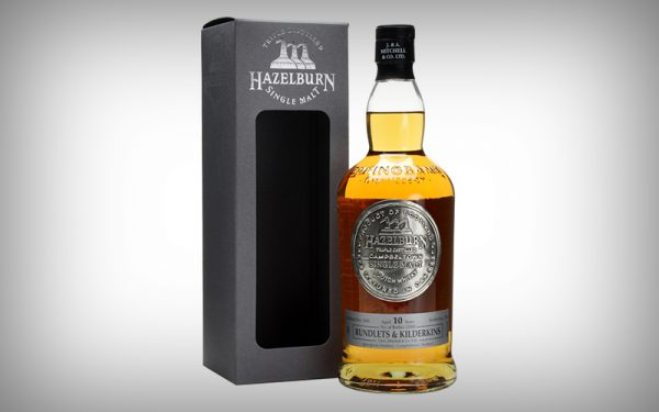 Hazelburn whisky