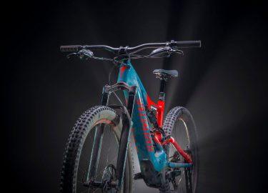 Elektrische fiets mountainbike
