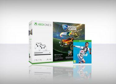 XBOX ONE S + FIFA 19