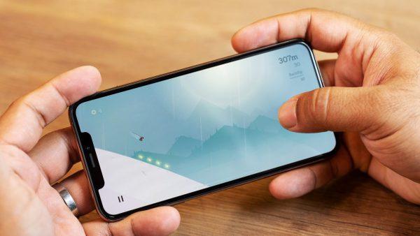 iPhone Xs scherm