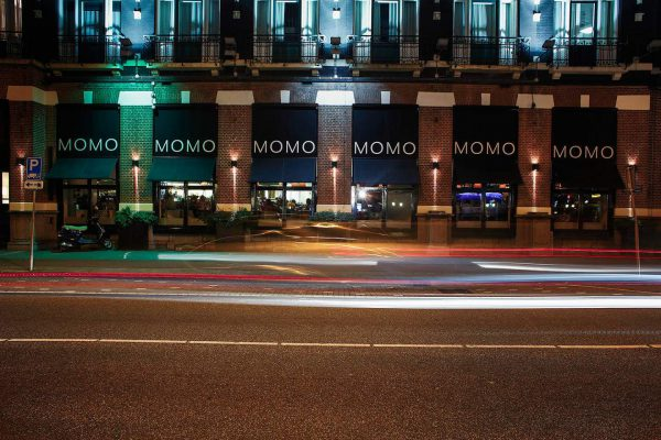Restaurant, Bar & Lounge Momo in Amsterdam