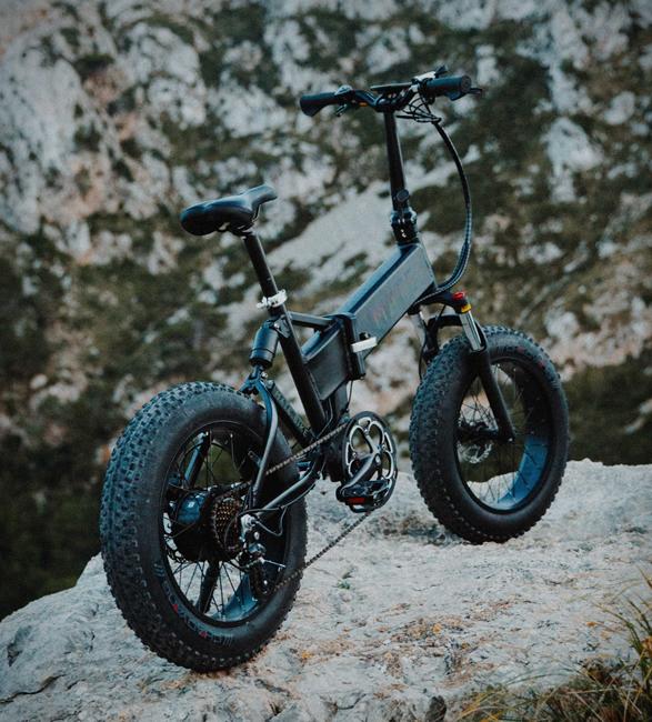 mate-x elektrische fiets