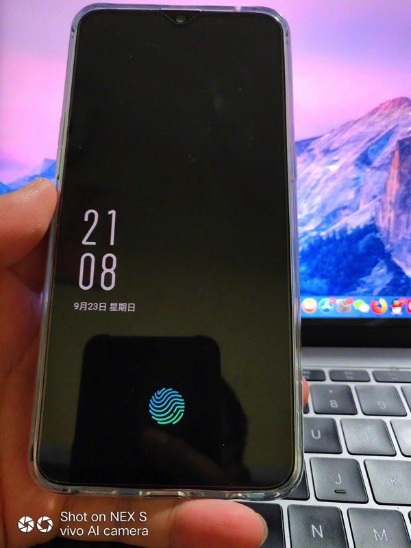 Gelekte foto OnePlus 6T
