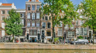 Funda droomwoning Amsterdam