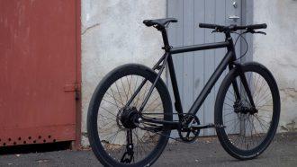 Ampler elektrische fiets
