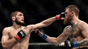 Conor McGregor Khabib rematch moggelijk volgens Dana White