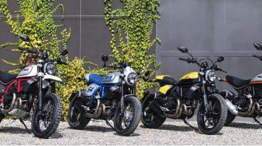 Ducati Scramblers 2019