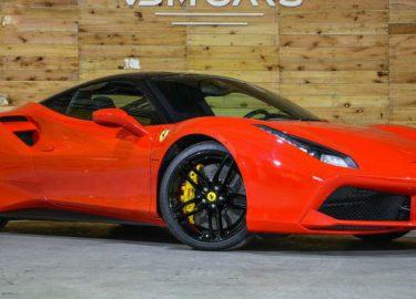 Ferrari 488 VDM Cars