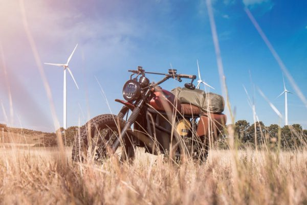 Fly free smart elektrische motor