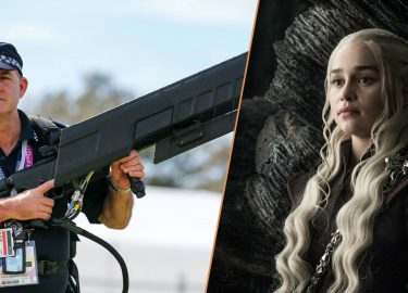Game of Thrones drone