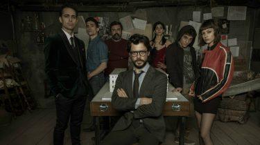 La Casa de Papel seizoen 3 Netflix