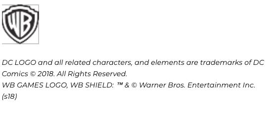 Warner Bros lego