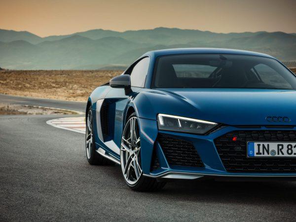 Audi presenteert nieuwe R8: sneller, mooier en krachtiger