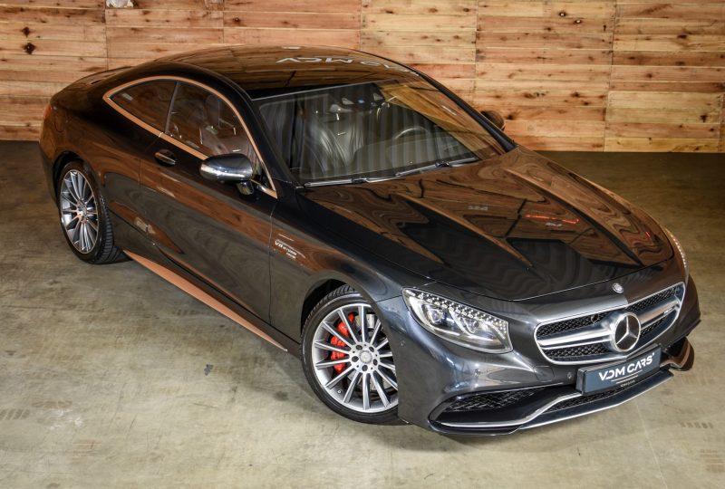 Droom Occasion Prachtige Mercedes S Klasse Coupe Amg