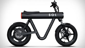 Pocket Rocket elektrische fiets