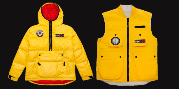 Tommy Jeans Puffa Outdoor