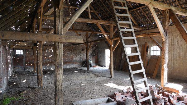 Woonboerderij droomhuis