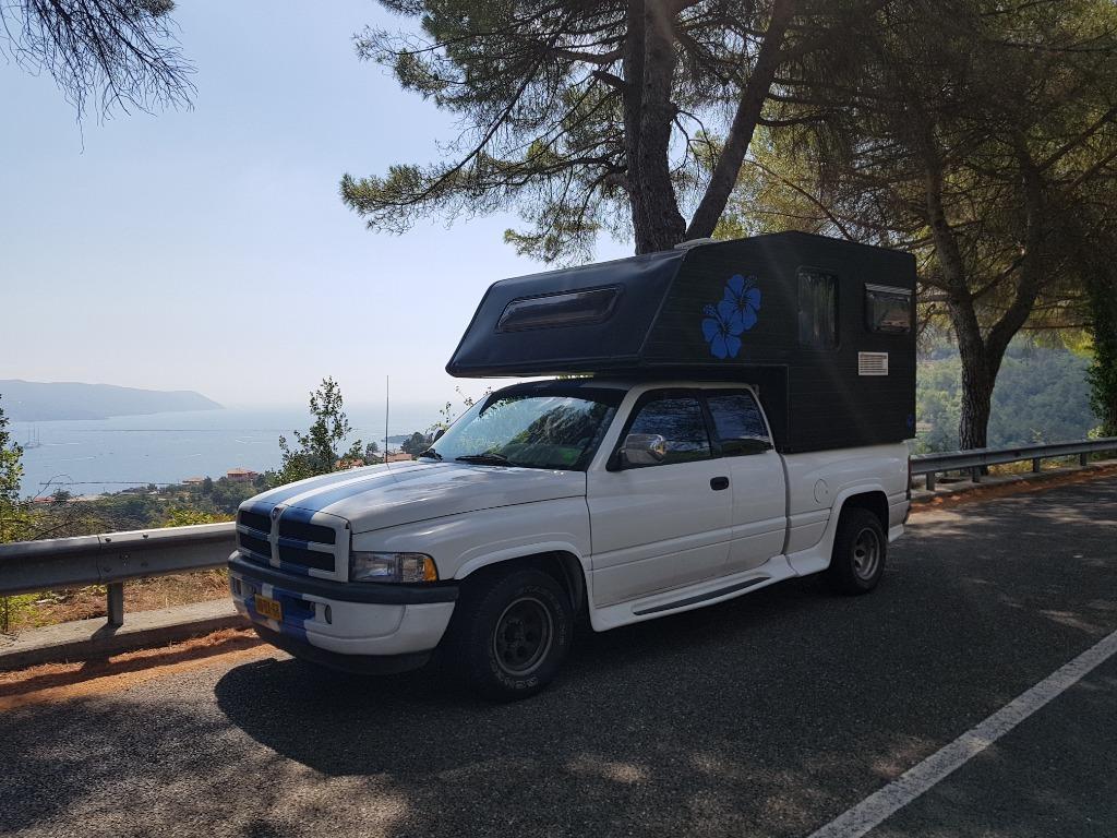 Verwonderend Camper Occasions: 3 toffe tweedehands campers (pick-ups) onder de 15K FE-49