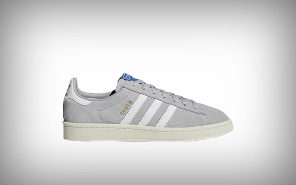 Adidas Campus Grey Running White Cream White Black Friday