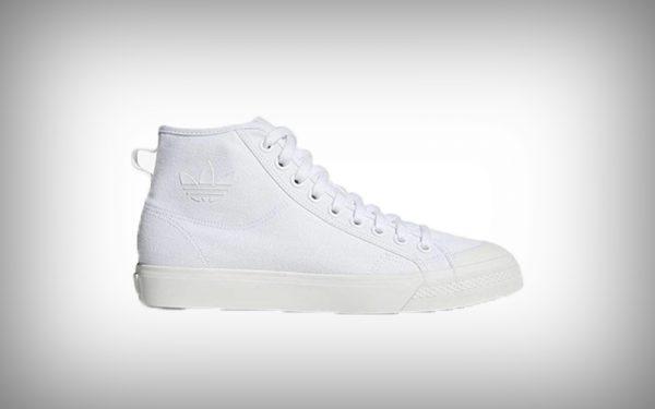 Adidas Nizza Hi Ftwr White Ftwr White Off White