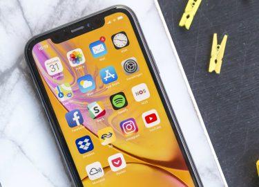 Apple iPhone patentaanvraag
